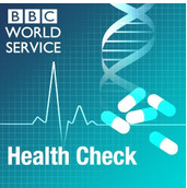 bbc world service health check podcast logo