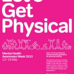 Let's Get Physical: Mental Health Awareness Week