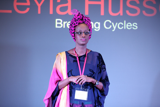 Leyla Hussein speaking about FGM at TEDxCoventGardenWomen