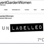 #UnLabelled at TEDx Covent Garden Women