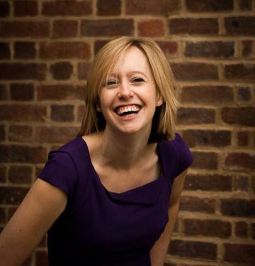 Portrait of Sarah Lloyd Hughes